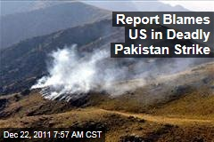 US Errors Blamed in Deadly Pakistan Airstrike That Killed 24
