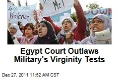 Egyptian Court Says Virginity Tests Can No Longer Be Conducted on Female Detainees