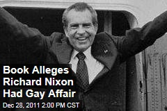 New Book Alleges Richard Nixon Had Longtime Gay Affair With Charles 'Bebe' Rebozo