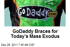GoDaddy Braces for Today's Mass Exodus
