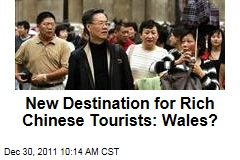 Britain Plans Pantglas Resort for Chinese Tourists in Wales