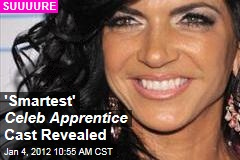 New 'Celebrity Apprentice' Cast Includes Teresa Giudice, Victoria Gotti