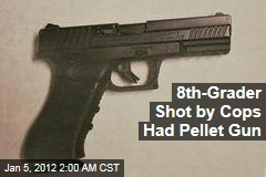 Shot Brownsville 8th-Grader Jaime Gonzalez Had Pellet Gun