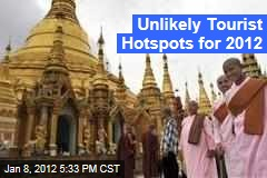 Tanzania, Cuba, and Panama City Among Unlikely Tourist Locales for 2012