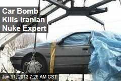 Iran Nuclear Expert Mostafa Ahmadi Roshan Killed in Car Bomb; Israel Suspected