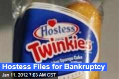 Twinkies Maker Hostess Files for Chapter 11 Bankruptcy Protection
