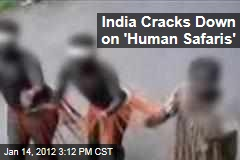India Cracks Down on 'Human Safari' Video in Andaman Islands