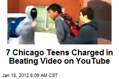 7 Chicago Teens Charged in Beating Video on YouTube
