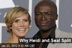 Why Heidi and Seal Split