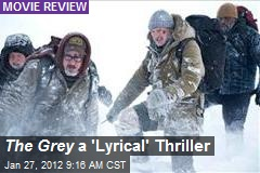 The Grey a 'Lyrical' Thriller