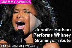 Grammys Open With Tribute to Whitney