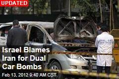 Bombs Target Israeli Vehicles in India, Georgia