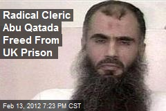 Radical Cleric Abu Qatada Freed From UK Prison
