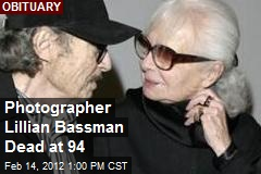 Photographer Lillian Bassman Dead at 94