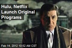 Hulu, Netflix Launch Original Programs
