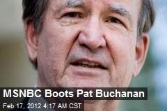 MNSBC Boots Buchanan