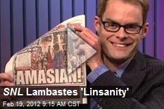 SNL Lambasts 'Linsanity'