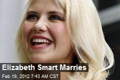 Elizabeth Smart Marries