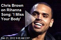 Are Rhianna, Chris Brown, Hotting Up?