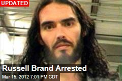 Warrant Issued for Russell Brand