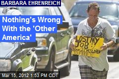 Nothing's Wrong With the 'Other America'
