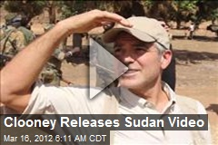 Clooney Releases Sudan Video