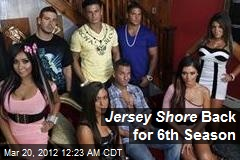 Jersey Shore Returning for Sixth Season