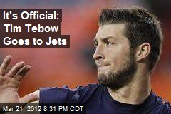Tebow-to-Jets Trade Hits $5M Snag