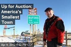 Up for Auction: America's Smallest Town