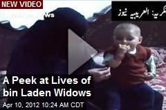 A Peek at Lives of bin Laden Widows