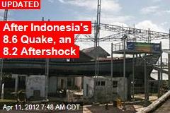 8.9 Indonesia Quake Triggers Tsunami Alert