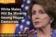 White Males Will Be Minority Among House Democrats