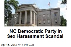 NC Democratic Party in Sex Harassment Scandal