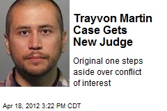 Trayvon Martin Case Gets New Judge