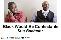 Would-Be Black Contestants Sue Bachelor