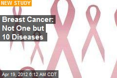 Breast Cancer: Not One but 10 Diseases
