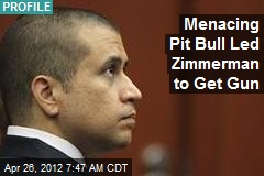 Zimmerman Has Black Roots