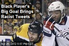 Black Player's Big Goal Brings Racist Tweets
