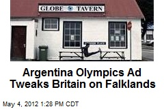 Argentina Olympics Ad Tweaks Britain on Falklands