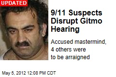 Accused 9/11 Mastermind Arraigned at Gitmo
