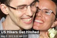 US Hikers Get Hitched