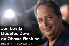 Jon Lovitz Doubles Down on Obama-Bashing