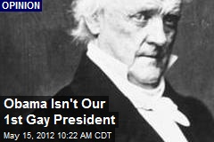 Obama Isn't Our 1st Gay President