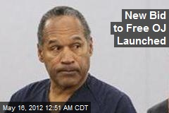 New Bid to Free OJ Launched