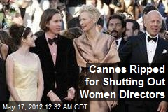 Cannes Ripped for Sexism
