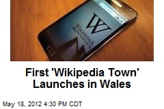 First 'Wikipedia Town' Launches in Wales