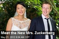 Meet the New Mrs. Zuckerberg