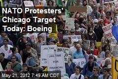 NATO Protesters' Chicago Target Today: Boeing