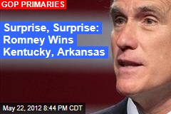 Surprise, Surprise: Romney Wins Kentucky