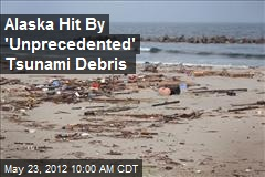Alaska Hit By 'Unprecedented' Tsunami Debris